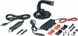 Bezdrátová couvací kamera itegrovaná v rámečku SPZ, videosystém, rádiový přenos 2,4 GHz , až cca 50m, dodatečné IR LED přisvícení do tmy