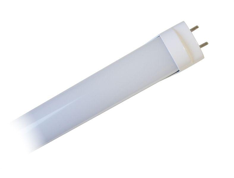 LED zářivka lineární T8, 25W, 6000-6500K, studená bílá, 150cm, mléčná + startér, náhrada zářivky