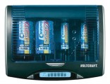 Nabíječka akumulátorů P600 LCD univerzální, mikroprocesorem řízená inteligentní, AA, AAA,C, D, 9V