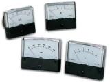 Panelové měřidlo PMA-100 100uA ss třída 2.5