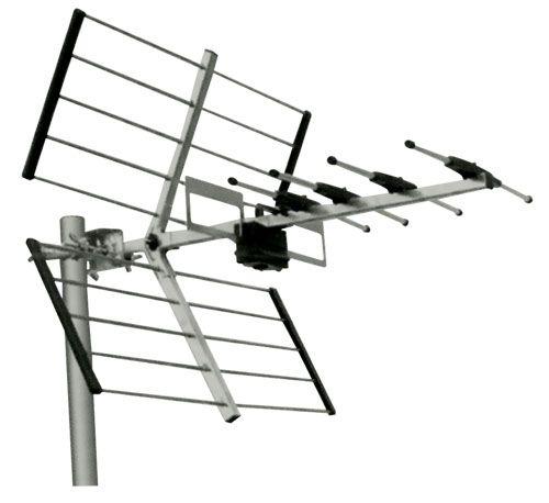 Anténa televizní 4521 Super G Emme Esse UHF pro DBV-T příjem