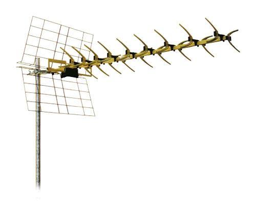 Anténa 40XWL LTE Free Emme Esse logaritmicko-periodická, UHF pro DBV-T příjem