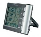 Meteorologická stanice + hodiny DCF WS106, radiové měření venkovní teploty a vlhkosti