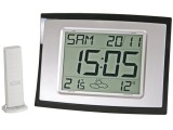 Meteorologická stanice DCF77 rádiem řízený čas