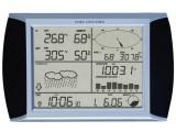 Meteorologická stanice DOTYKOVÁ OBR/PC WS1080