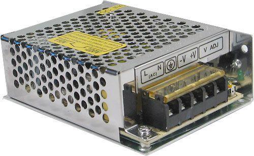 Napájecí spínaný zdroj-tarfo pro LED pásky 5V DC/10A/50W vnitřní