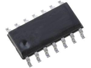 NE556D SMD 2xčasovač pouzdro SO14