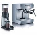 Set výrobku GRAEF espresso ES 70 + kávomlýnek CM 70