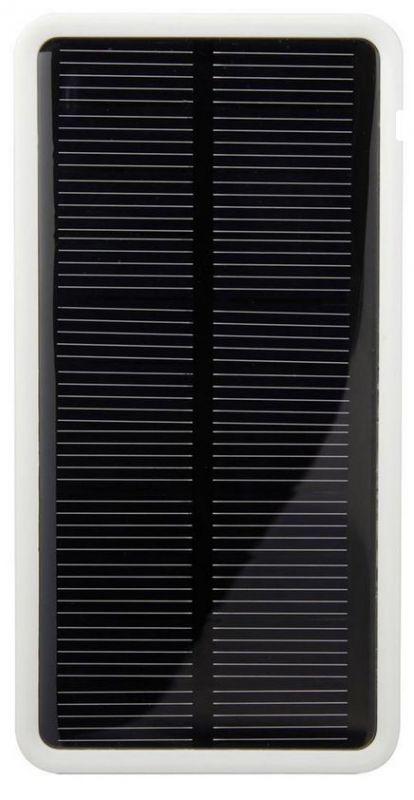 Solární nabíječka mini SL-3, 0,7 W, integrovaný akumulátor 2100 mA, micro USB pro Smartphone, iPhone, iPod, telefon, atd. microUSB, miniUSB a 30pinový Apple