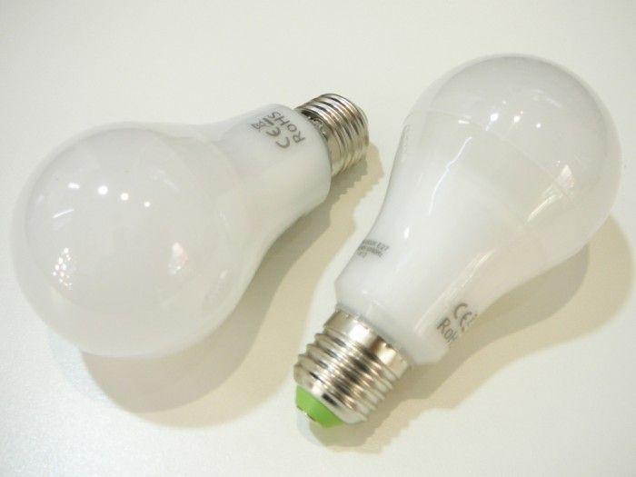 Žárovka LED E27/230V 12W - teplá bílá úhel svitu 280°