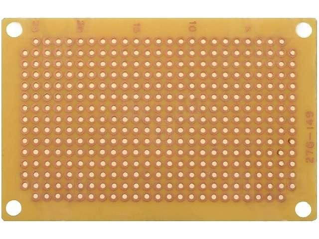 Univerzální vrtaná deska plošného spoje DPS PC03