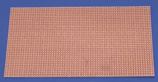 Univerzální vrtaná deska plošného spoje TA010-160