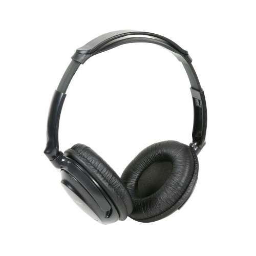 Sluchátka Panasonic RP-HTF295E-K uzavřená