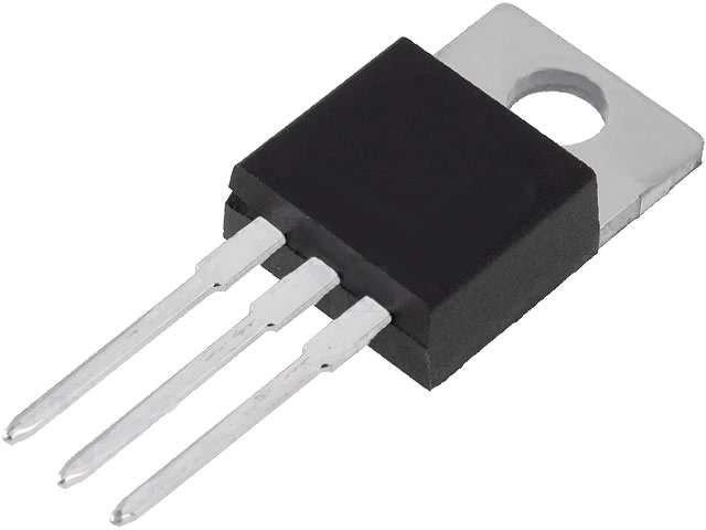 BD243C NPN tranzistor 100V 6A 60W TO220