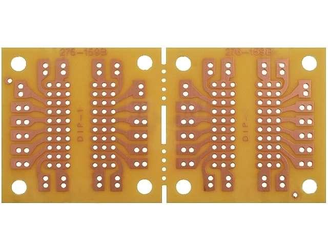 Univerzální vrtaná deska plošného spoje DPS PC05