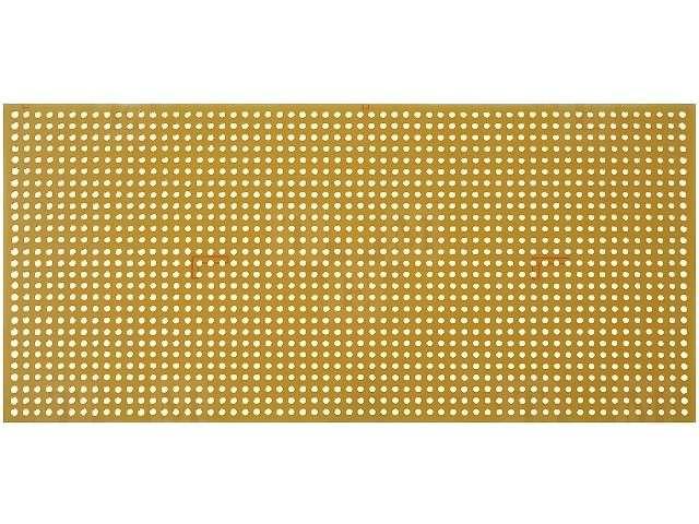 Univerzální vrtaná deska bez vrstvy mědi. Rozměr:153x71x1,6mm. Rozteč otvorů: 2,54mm. Počet otvorů: 1593 Materiál: laminát