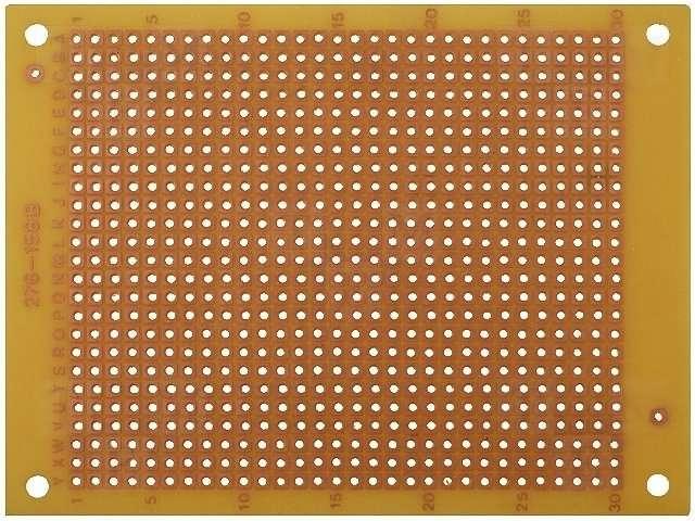 Univerzální vrtaná deska plošného spoje DPS PC11