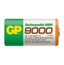 Baterie nabíjecí D (R20) 9000mA NiMh