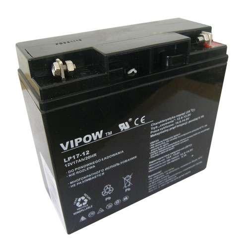 Baterie olověná 12V/17Ah akumulátor