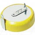 Baterie CR2477H-V 3V PANASONIC se 2 piny do plošného spoje na ležato