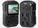 Kamera do auta s GPS logger FULLHD černá skříňka GPS580 se záznamem a LCD