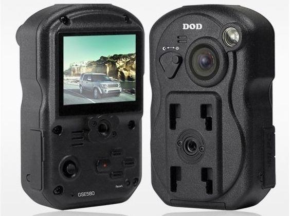 Kamera do auta palubní s GPS logger FULLHD černá skříňka GPS580 se záznamem a LCD, integrovaný mikrofon+reproduktor, snímá dění, polohu vozidla