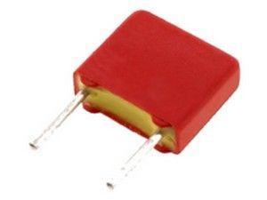 Kondenzátor polyesterový fóliový FKS2 1n5/250V RM5, krabicový