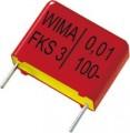 3n3/250V FKS3 RM7.5 fóliový kondenzátor