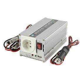 Měnič napětí DC/AC 24V/230V stř. 300W+USB 5Vss