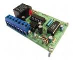 Stavebnice PT028 potleskový spínač, pro spínání zařízení v závislosti na vykonaném hluku