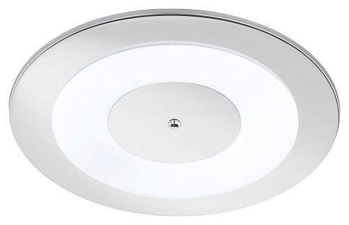 Stropní svítidlo NEVEN 6046-17, napájení ze sítě 230V, kov, sklo, chrom