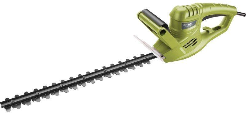 Zahradní nůžky na živé ploty, 500W, 450mm, EXTOL CRAFT 415113