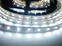 LED pásek vnitřní samolepící napětí 24V-SB600-20W/m 120LED/m, cena za 1m, vyberte si variantu - Studená bílá