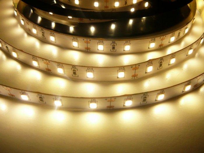 LED pásek vnitřní samolepící napětí 24V-SB600-20W/m 120LED/m, cena za 1m, vyberte si variantu - Teplá bílá