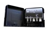 Anténní zesilovač Alcad AM155 zesílení 32 dB napájení 12V DC 45mA