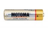 Baterie AA (R6) alkalická MOTOMA Ultra alkaline 1,5V
