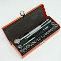 Klíče, ráčna a šroubovák se sadou bitů PROSKIT 8PK-SD016