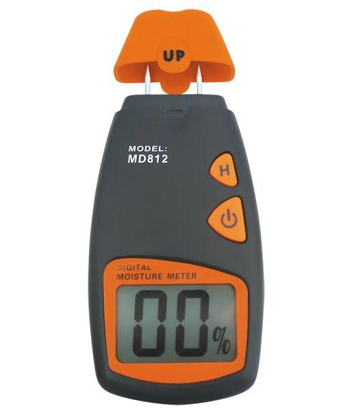 Měřič vlhkosti dřeva a stavebních materiálů MD812 vlhkoměr