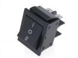 Přepínač kolébkový ON-OFF-ON S2032 250V/15A, 6pin