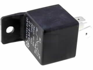 RELÉ AM3-12CF auto 1x přepínací kontakt 80A, 12VDC, elektromagnetické, auto