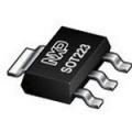 Tranzistor IRFL9110 PBF SMD P-MOS 100V 1,1A