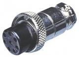 XLR 8ZK-ŠR 8-piny MIC zásuvka na kabel šroubovací