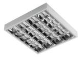 Zářivkové těleso 230V/4x18W, k přisazení, stropní