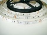 LED pásek RGB 24V-300 60LED/m samolepící vnitřní 14,4W/m cena za 1m