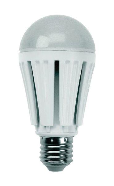 LED žárovka, klasický tvar, 15W, E27, 3000K, 1250lm - teplá bílá, odpovídá tradiční 86W žárovce