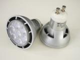 LED žárovka GU10 S7W, 230V