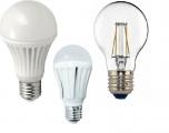 LED žárovky 230V E27