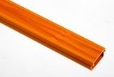Lišta vkládací 15X10 mm EIP, dřevo světlá hnědá, 2m