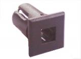 Objímka SL203 pro LED @5mm znak (čtverec)