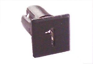 Objímka SL221 pro LED diody @5mm znaková (prázdný)
